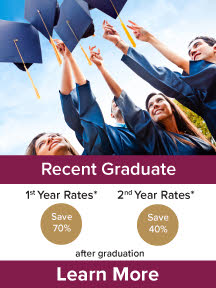 New graduate pricing